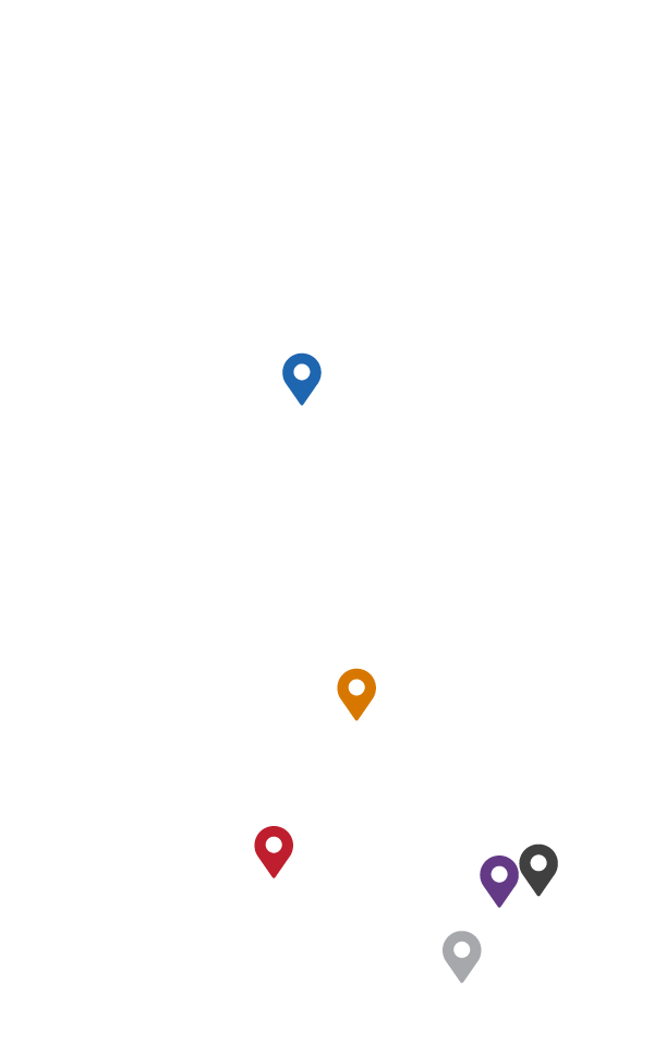 Oakleafe Claims - Locations